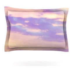 "Kess InHouse - Bree Madden ""Daydream"" Pillow Sham (Cotton, 30"" x 20"") - Pairing your already chic duvet cover with playful pillow shams is the perfect way to tie your bedroom together. There are endless possibilities to feed your artistic palette with these imaginative pillow shams. It will looks so elegant you won't want ruin the masterpiece you have created when you go to bed. Not only are these pillow shams nice to look at they are also made from a high quality cotton blend. They are so soft that they will elevate your sleep up to level that is beyond Cloud 9. We always print our goods with the highest quality printing process in order to maintain the integrity of the art that you are adeptly displaying. This means that you won't have to worry about your art fading or your sham loosing it's freshness."