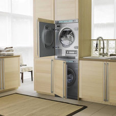 Modern Laundry Room Appliances by ASKO Appliances, Inc.