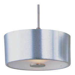 ET2 - ET2 EP96008 Single Light Pendant Ceiling Fixture from the Minx Collection - Single Light Pendant Ceiling Fixture from the Minx CollectionMinx embodies a collection of show-stopping, conversation-starting pendants that range from simple to chic. Featuring RapidJack, no wire, no hassle installation, available with single, triple, or quadruple Xenon light sources, these Minx pendants boast a variety of finishes, shapes, and functions that suit most any room. For more information on Minx, check out Custom Pendant Systems.Features :