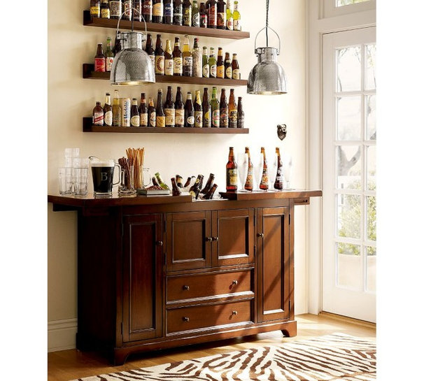 Picture Ledge Shelves Pottery Barn-Other Uses