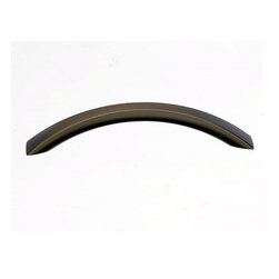 Top Knobs - Brushed Bronze Drawer Pulls - Top Knobs item number M1657 is a beautifully finished Brushed Bronze Drawer Pulls. Product Dimension(s): Hole Spacing: 128.524 mm. / 5 1/16 in.Diameter: 25.4 mm. / 1 in.Base Diameter: 14.224 mm. / 9/16 in.Projection: 30.226 mm. / 1 3/16 in.