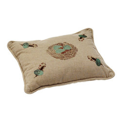 Silk Plants Direct - Silk Plants Direct Robin Nest Pillow (Pack of 6) - Pack of 6. Silk Plants Direct specializes in manufacturing, design and supply of the most life-like, premium quality artificial plants, trees, flowers, arrangements, topiaries and containers for home, office and commercial use. Our Robin Nest Pillow includes the following: