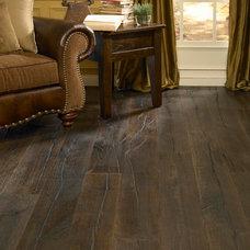 Mediterranean Wood Flooring by CheaperFloors