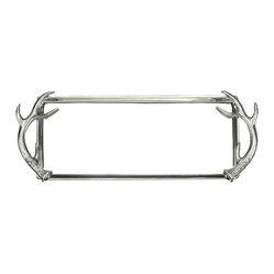 Antler Rectangular Oblong Tray