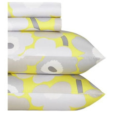 Modern Sheet And Pillowcase Sets by Crate&Barrel