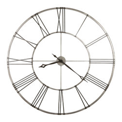 "Howard Miller - Howard Miller Quartz Large 49"" Wall Clock 