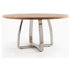 Contemporary Outdoor Dining Tables by NGO-PR