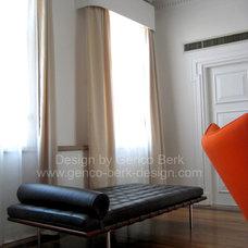 Modern Living Room by Genco Berk Design