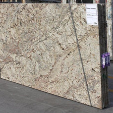 Traditional Kitchen Countertops by FAIRFAX MARBLE