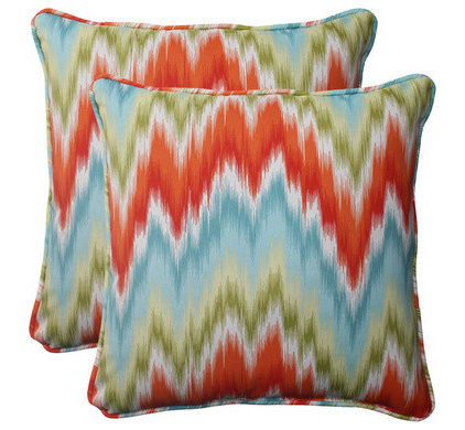 contemporary outdoor pillows by Overstock