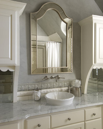 traditional bathroom by astleford interiors inc
