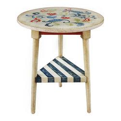 PULASKI Furniture - Hampton Accent Table - DS-517169 - Hampton Finish