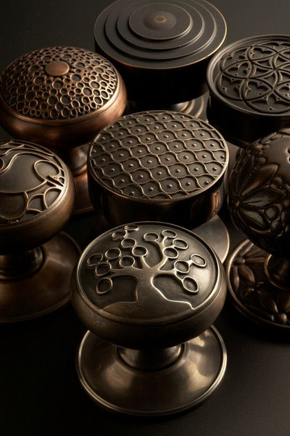 Traditional Cabinet And Drawer Knobs by SA Baxter Architectural Hardware