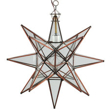 Eclectic Ceiling Lighting by Direct From Mexico Home Furnishings