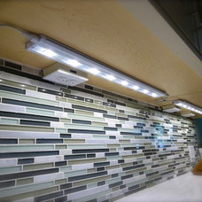 Contemporary Undercabinet Lighting by Factory Builder Stores