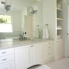 Beach Style Bathroom by Sunshine Coast Home Design