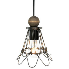 Rustic Pendant Lighting by Hammers & Heels