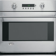 GE Monogram ZET1 30&quot; Single Electric Wall Oven with 4.4 cu. ft. Reverse-Air/Euro