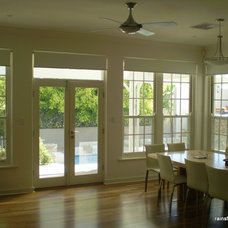 Contemporary Roller Blinds by Rainsfords Awnings Blinds Curtains