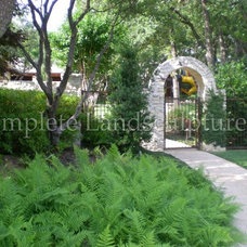 Contemporary Landscape by Complete Landsculpture