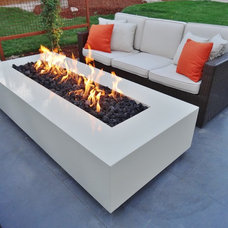 Contemporary Firepits by Creative Living Interior & Exterior decor