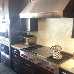 Sub Zero refrigerator repaired and WOLF stove top serviced in Hollywood CA - Mark Wise