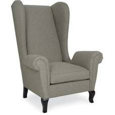 Traditional Armchairs by CR Laine