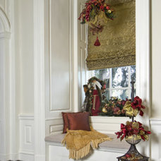 Traditional Hall by Robin LaMonte/Rooms Revamped