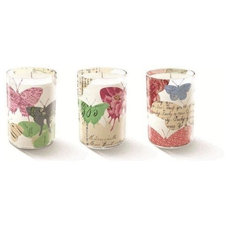 Traditional Candles And Candleholders by LBC Modern