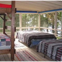 traditional  Sleeping Porch