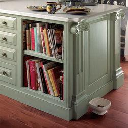 Plain & Fancy Custom Cabinetry -