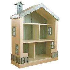 Traditional Toy Storage by Layla Grayce