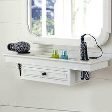Bathroom Storage by PBdorm