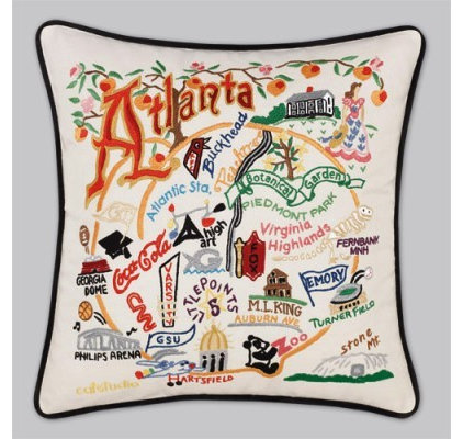 traditional pillows by catstudio.com