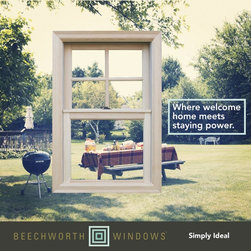 Beechworth Windows Select Contractor (847) 827-1605 - Windows make up a large percentage of the exterior of our homes, and they have several roles: view enablers, wind finders, light sources and photo backdrops. They are functional and often forgotten, until it's time to replace. But Beechworth Windows are more than functional; they are weather fighters, comfort keepers, décor enhancers. They are perfect blends of durable (where you need it) and warm (where you want it).