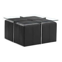 Glass Coffee Table With Ottoman Coffee Tables Find Coffee