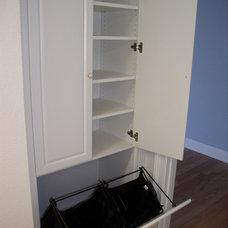 Closet Organizers by Artisan Closets and Trim Inc