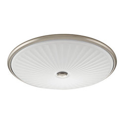 """Lithonia Lighting - Lithonia Lighting FMDCGL 16 20840 M4 Lianna 17"""" Flush Mount 4000K LED Dimmable C - Features:"""