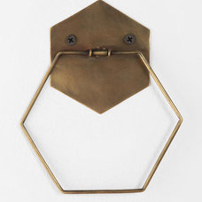 Contemporary Towel Bars And Hooks by Urban Outfitters