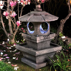 Asian Outdoor Fountains And Ponds by Hayneedle