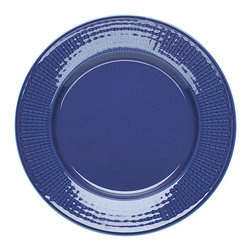 "iittala Swedish Grace Dinner Plate 10.6"" Sea - A design classic in six colours. This tableware still evokes the same emotions as when it was unveiled at the Stockholm Exhibition in 1930. Louise Adelborg succeeded in conveying the sensation of ears of wheat swaying in the summer breeze."