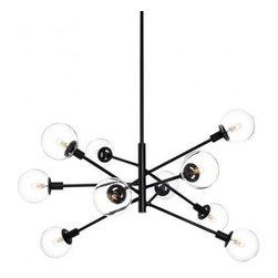 Sonneman | Orb 10-Light Pendant Light -