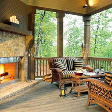 Outdoor Retreat - MyHomeIdeas.com