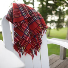 Traditional Throws by Faribault Woolen Mill Co.