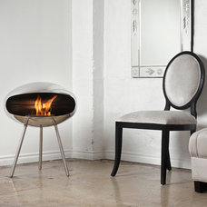 Modern Fireplaces by Switch Modern