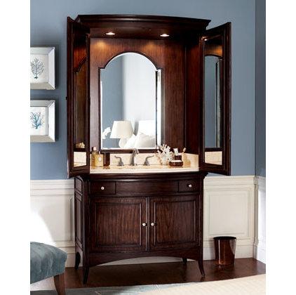 Traditional Bathroom Vanities And Sink Consoles Traditional Bathroom Vanities And Sink Consoles