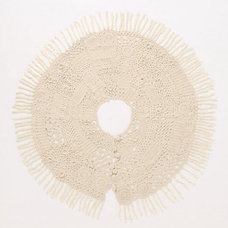 Traditional Christmas Tree Skirts by Anthropologie