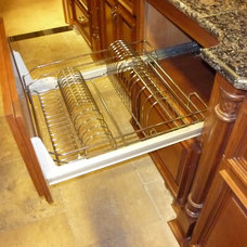 Cabinet And Drawer Organizers by Kitchen Design Group
