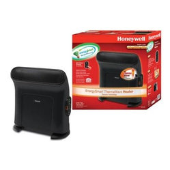 Kaz Inc - HW ThernaWave Ceramic Heat BK - KAZ EnergySmart TheraWave Ceramic Heater - Black.  EnergySmart Technology; Quick and easy heat distribution; Quiet  powerful ceramic heating technology; Tip over switch; Convenient cool touch carry handle; Multiple heat settings; Ideal for bedrooms and li