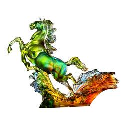 LiuliGongfang - LiuliGongfang Crystal A Mighty And Mythical Steed - LiuliGongFang